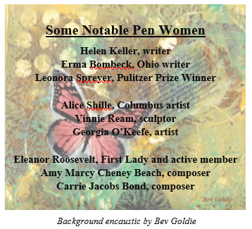 Notable Pen Women