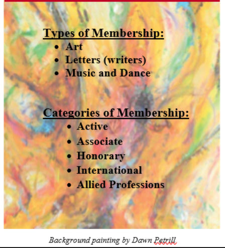 types of membership without heading