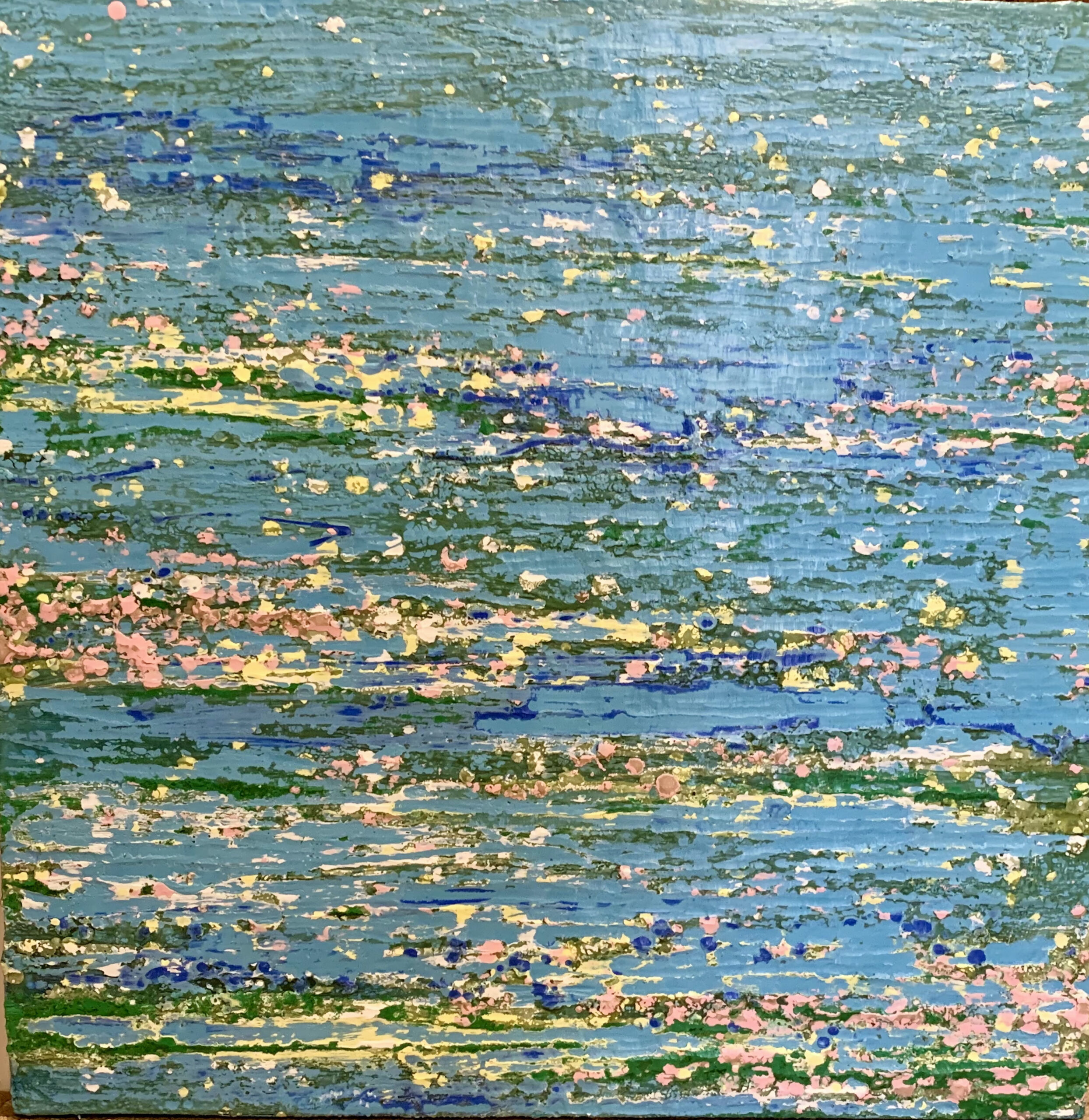 """""""Snippets of Monet"""" by Bev Goldie"""